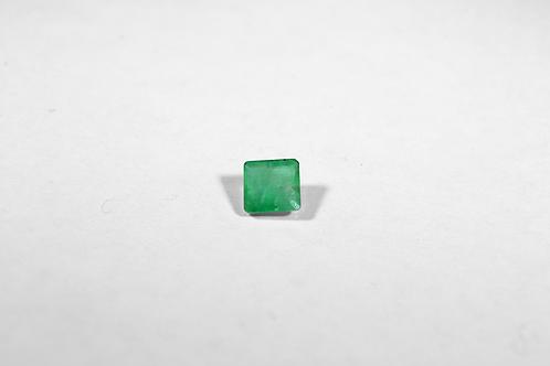 .63CT Square-Cut Emerald