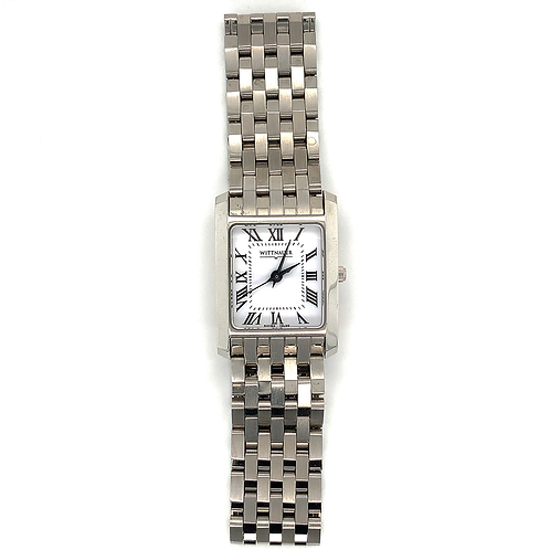 Stainless Steel Wittnauer Water Resistant Watch