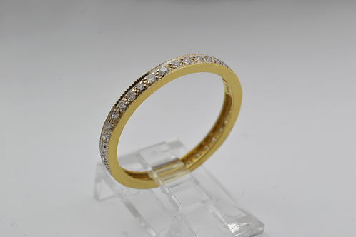 Diamond Eternity Band, in 14k Yellow Gold