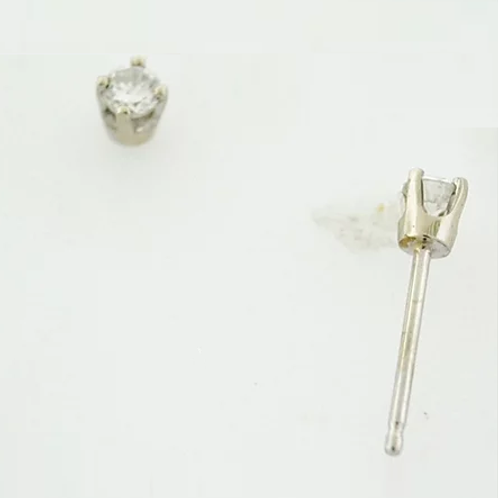 .15ct Round Brilliant-cut Diamond Studs