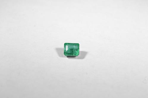 Emerald-Cut 1.07CT Emerald