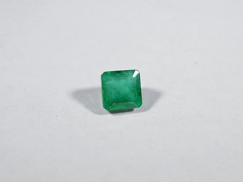 1.18CT Square-Cut Emerald