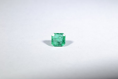.90CT Square-Cut Emerald