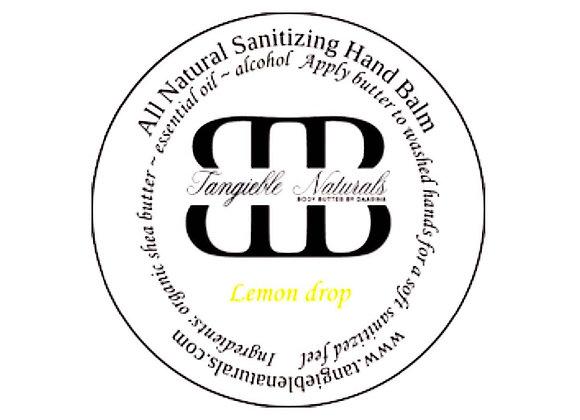 LemonDrop All-Natural Hand Sanitizer