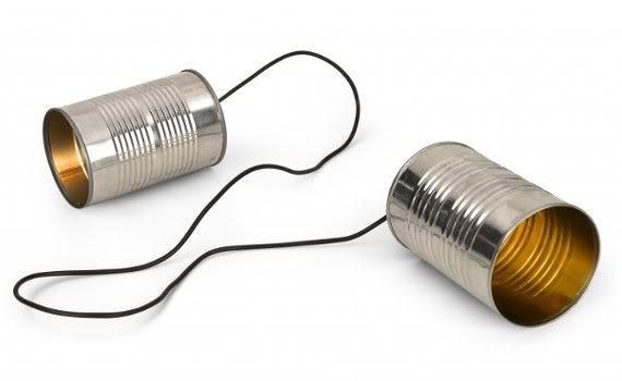 Comunicação, no matter how!