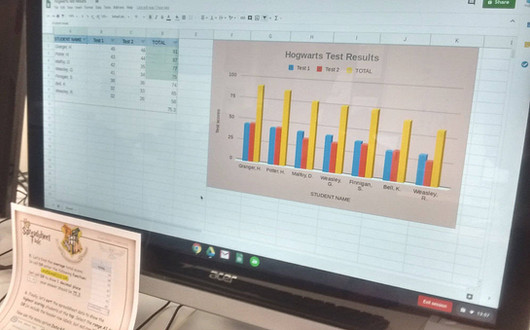 m-harry potter spreadsheets IMG_20191015