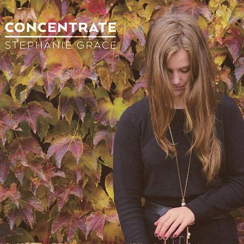Concentrate (full length album - 11 Tracks)