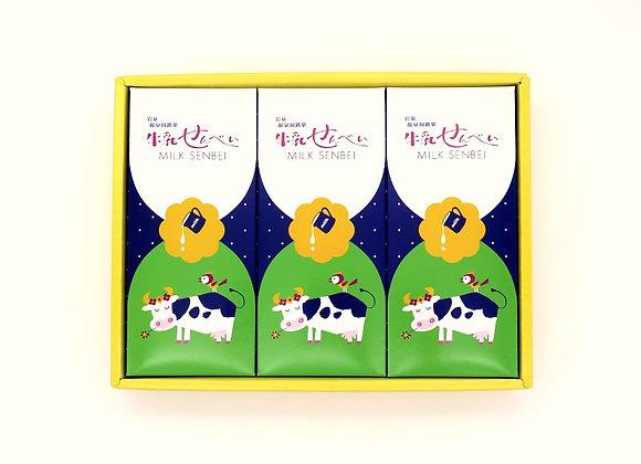 牛乳せんべい 3箱セット
