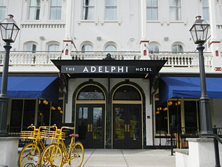 Great Expectations - The Adelphi Hotel