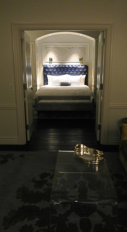Elegant accommodations at The Adelphi Hotel
