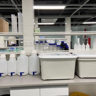 Deng lab bench