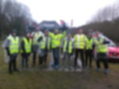 Derby College Volunteers