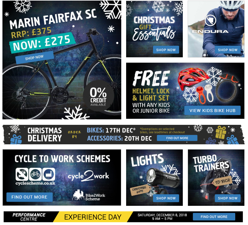 Christmas Deals online and in store