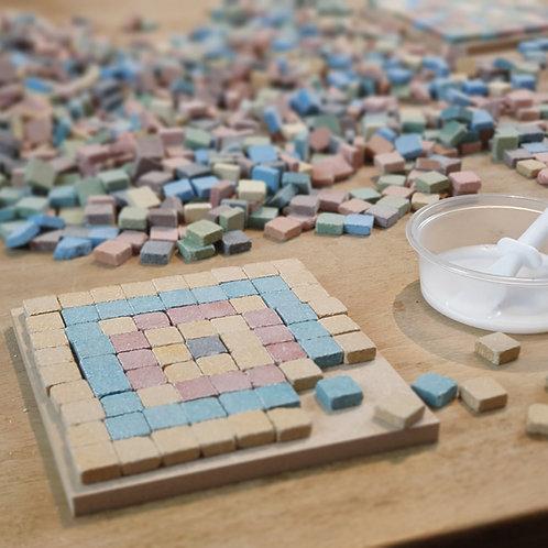 Roman Mosaic Making Kit