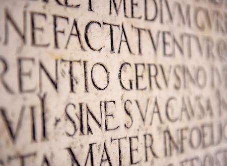 How to Speak Like a Roman