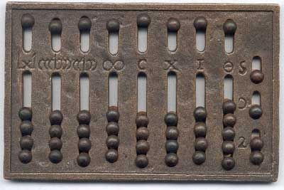 How to Use a Roman Abacus
