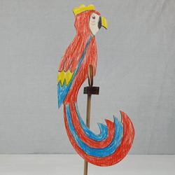 Balancing Parrot