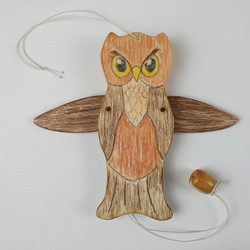 Jumping Jack - Owl
