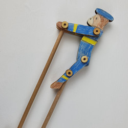 Stick Toy - Monkey