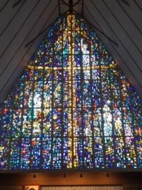 Cody United Methodist Church Chacel Area