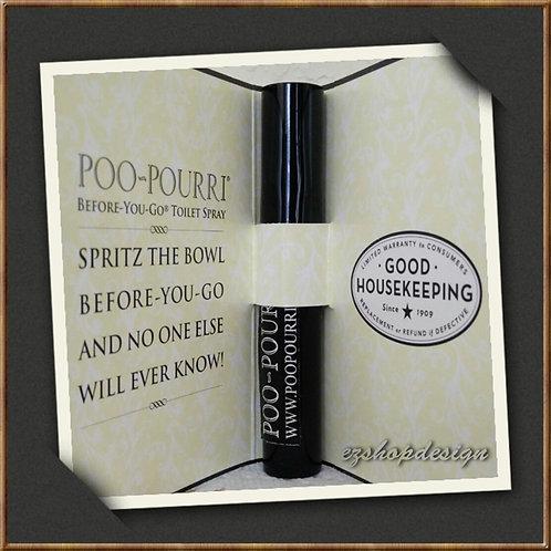 Poo Pourri Original 5ml/0.17 fl oz Testers