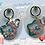 Thumbnail: Shaker keychain, Metal Lobster Clasp Swivel Trigger Clip