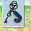 Thumbnail: Alphabet/Letter/Initial keychain, Lobster Clasp Swivel Trigger (Bronze)