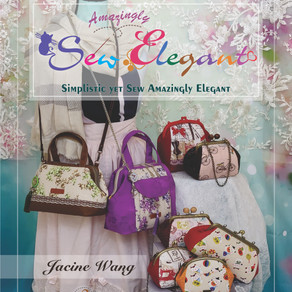 Sew Amazingly Elegant was Published