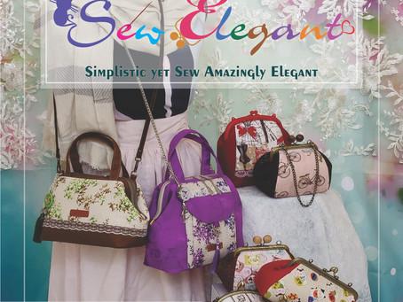Sew Amazingly Elegant was Published