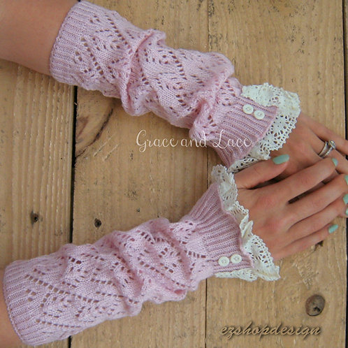 Grace and Lace Lacey Lou Arm Warmers™