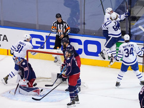 Leafs Force Game 5 In An Overtime Thriller