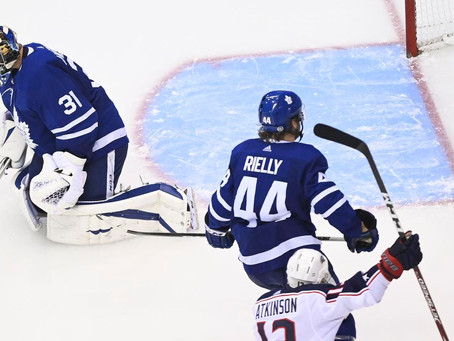 Leafs Playoffs Hockey Returns, The Goals Don't