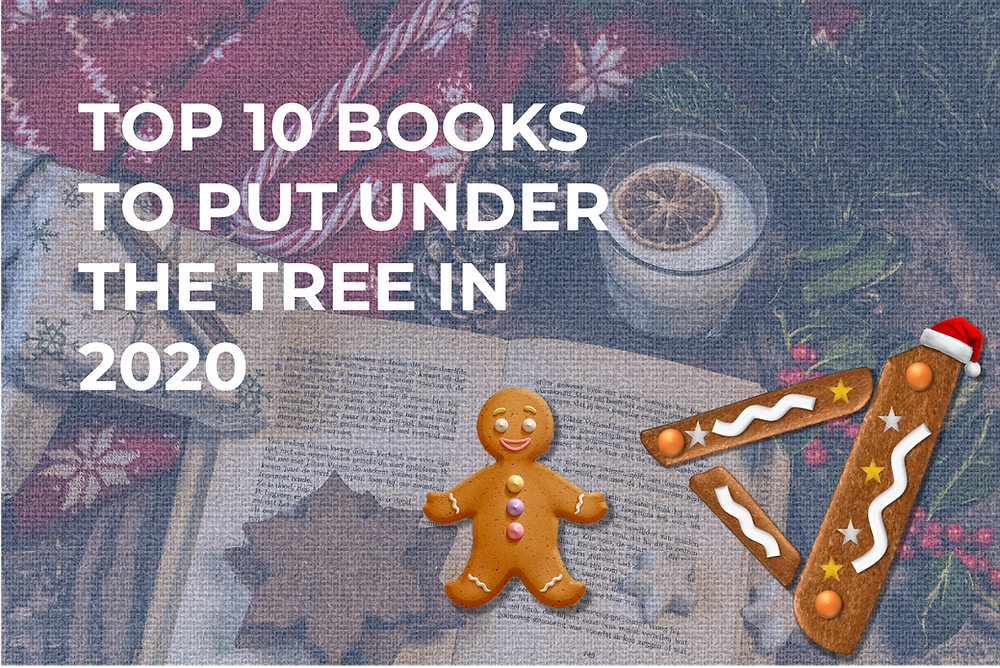 top 10 books to put under the tree in 2020