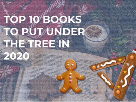 Top 10 Books to Put Under Your Tree in 2020