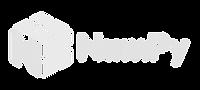 numpy logo faded