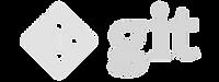 git logo faded