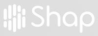 shap logo faded