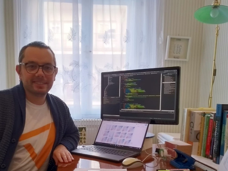 Connecting Data Science and Image Analysis of Cells: Part One of an Interview with Iago Doel-Perez