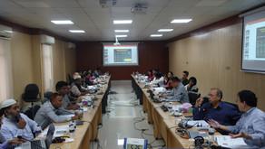 WG2&3 meeting was held at HBR