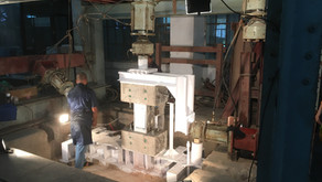 The 2nd preliminary column test was made at BUET