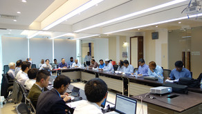 The 3rd JCC was held at JICA Bangladesh Office
