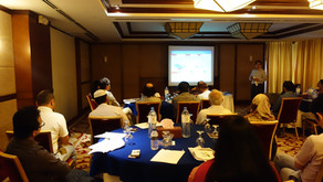 The 6th workshop for TSUIB projectwas held at Six Seasons Hotel