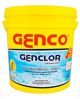 Cloro Genclor 10kg.