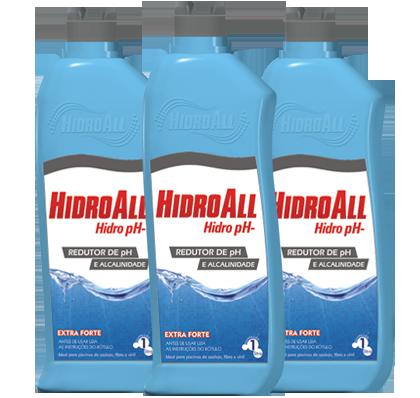 Hidro PH- Líquido 1lt.