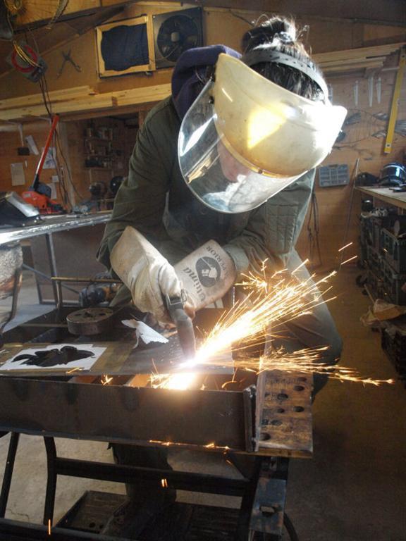 steel sculpture course
