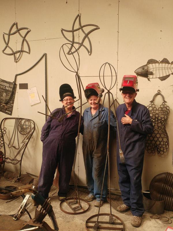 sculpture workshop for beginners