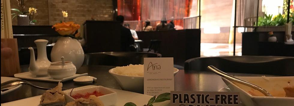 Lemongrass Thai @ Aria Casino