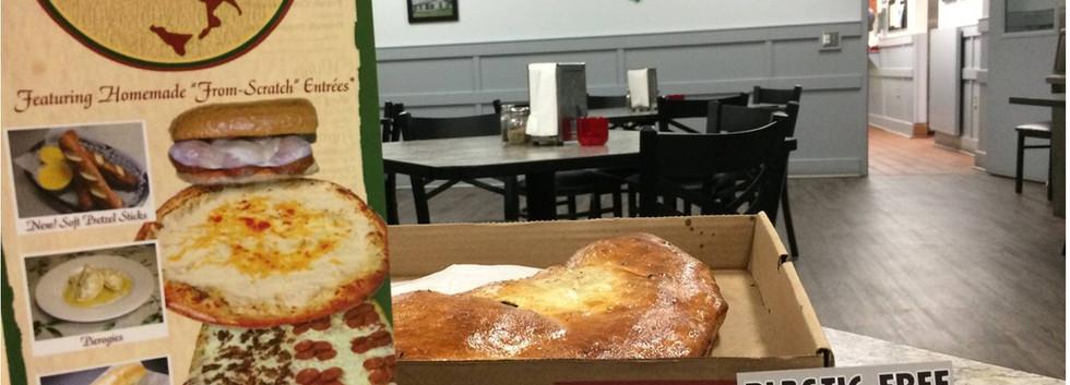 From Italy Pizzeria