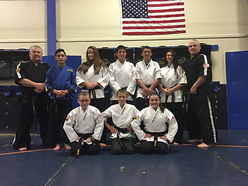 Kids Mixed Martial Arts Training to Children Kids in Danbury CT MMA, Karate, Grappling, Boxing, Kickboxing, Bully Proof Defense, Fitness Classes.