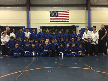 Danbury Mixed Martial Arts Kids Karate Grappling Bully Defense MMA